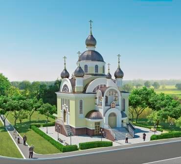 храм святителя Луки Симферопольского_макет — копия
